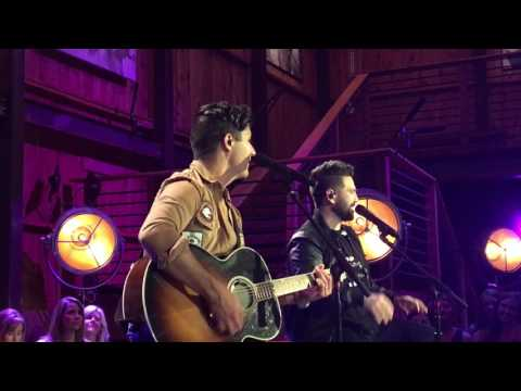 Dan + Shay- Nothin Like You- HGTV Lodge