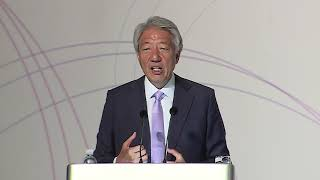 "Singapore Perspectives 2018 ""Together"" — Lunch Dialogue with Deputy Prime Minister Teo Chee Hean"