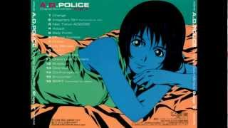 A.D. Police OST - Toki no Naka de (Full Ending Song)