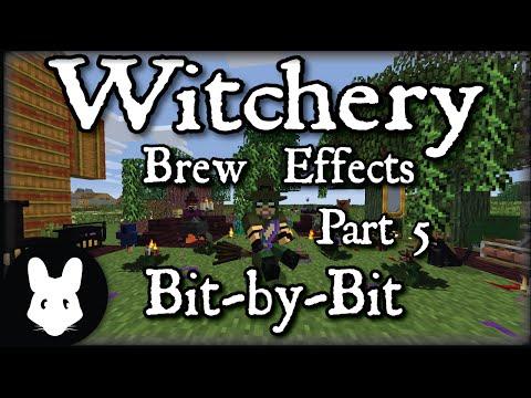 Witchery Brew Effects Bit-by-Bit Part 5 - Level 2