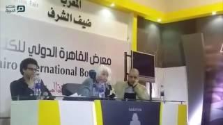 بالفيديو  تعليق نوال السعداوي على ظاهرة