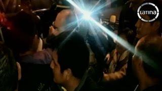 La Victoria: Serenos y policía se enfrentaron durante operativo