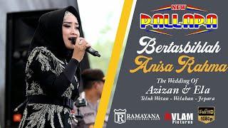 Bertasbihlah anisa rahma new pallapa welahan jepara - title : artist music live teluk wetan vid...