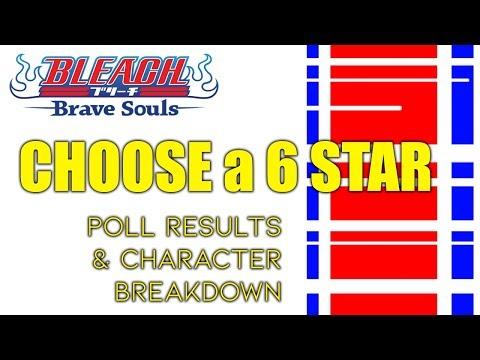 [Bleach Brave Souls] Choose a 6 Star Discussion!