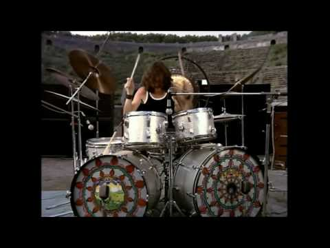 The Drummer (Nick Mason)