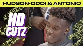Hudson Odoi amp Antonio Discuss the Best Players Theyve Played Against  Barber Shop Talk