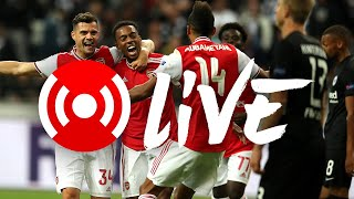 SAKA SCORES HIS FIRST ARSENAL GOAL! Eintracht Frankfurt 0-3 Arsenal | Arsenal Nation LIVE analysis