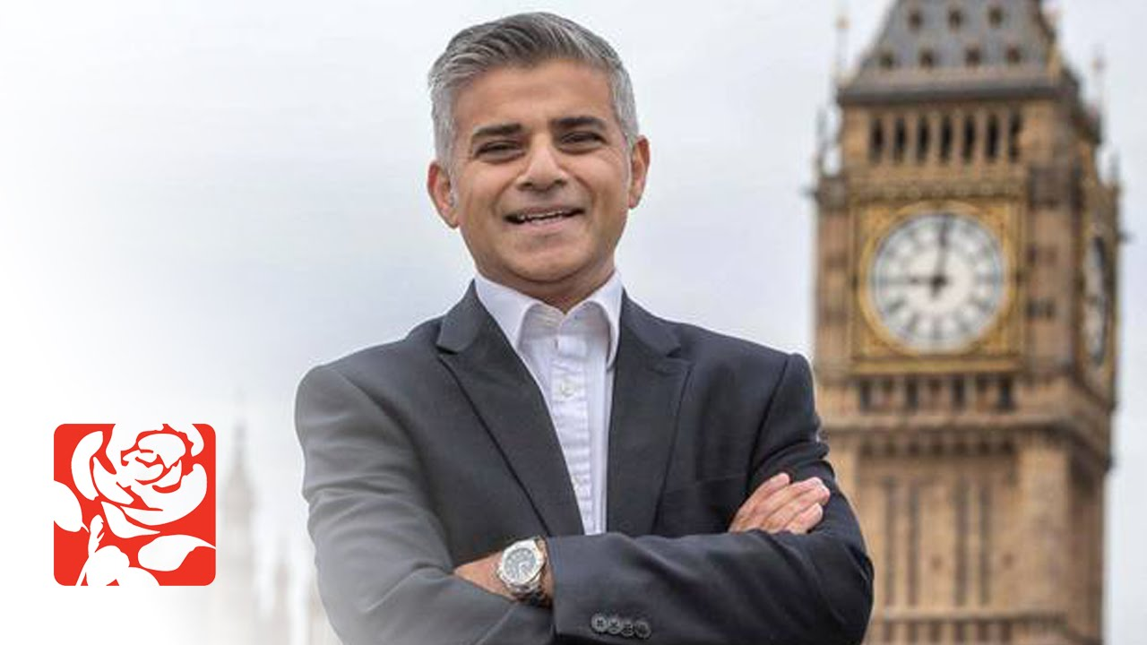 Sadiq Khan is Labour's candidate for London Mayor in 2016 ...