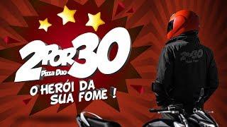 Em Breve Na Sua Casa! - 2por30 Pizza Promo