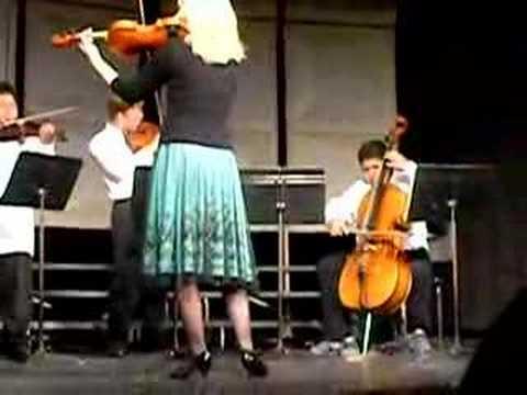 Orchestra Beginning Strings - Mar Vista Middle School