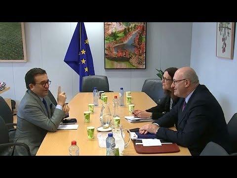 Mexico strikes new trade deal with European Union