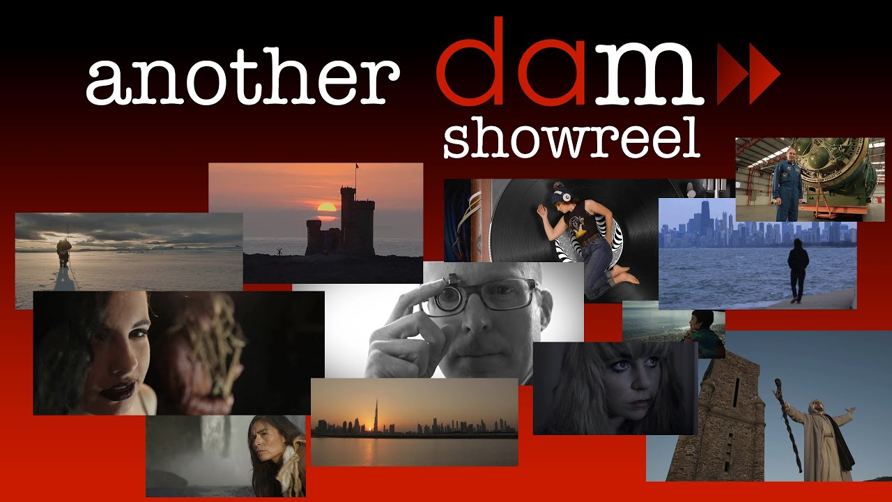AnotherDAM Showreel