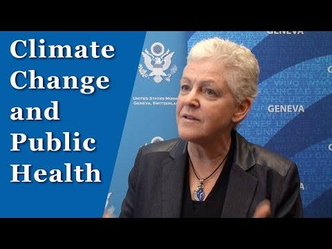 Public Health Impact of Climate Change