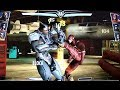 Injustice: Gods Among Us Android Gameplay First Look