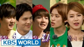 Hello Counselor - C.a.p, Chunji, Niel Ricky & More!  2015.09.14