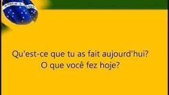 Apprendre le Portugais: 500 Phrases Portugais Pour Les Debutants