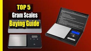 Gram Scale: Best 5 Gram Scales in 2021 | Buying Guide