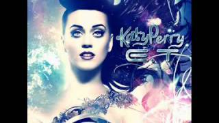 Katy Perry E.T. Official Instrumental With Backing Vocals
