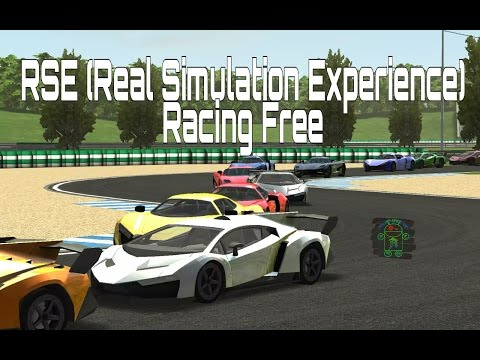 RSE (Real Simulation Experience) Racing Free - HD Android Gameplay - Racing games - Full HD Video