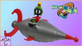 1996 Space Jam Marvin's Rocket, Countdown Rock-O-Tron Review