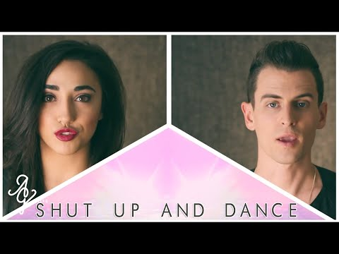 WALK THE MOON - Shut Up And Dance (Alex G & Mike Tompkins Acapella Cover)