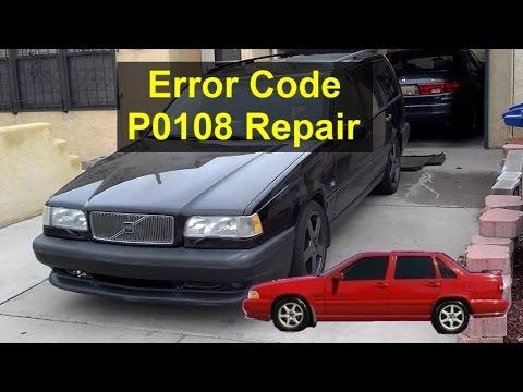 error code p  volvo     repair votd asurekazani