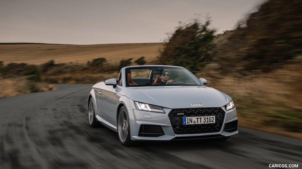 Audi TT 20th Anniversary Edition 2019 года - YouTube