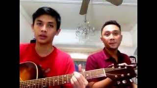 Hujan - Aku scandal (Acoustic cover by Sobad)