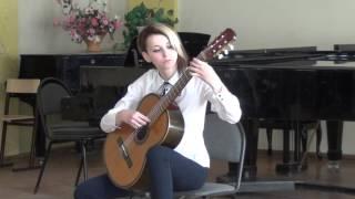 видео: Мария Непряхина - Государственный экзамен по специальности («Самарское музыкальное училище»)