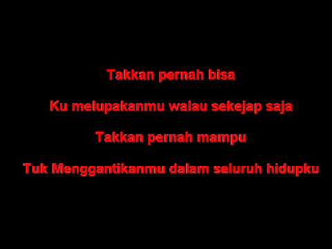 Ungu   Sampai Kapanpun With Lyrics