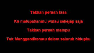 ungu   sampai kapanpun with lyrics