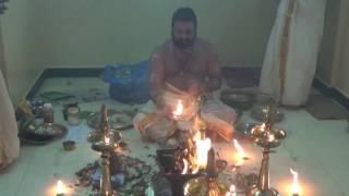DS - Ganapathy Homam by Shri Ezhikode Krishnadas Thirumeni