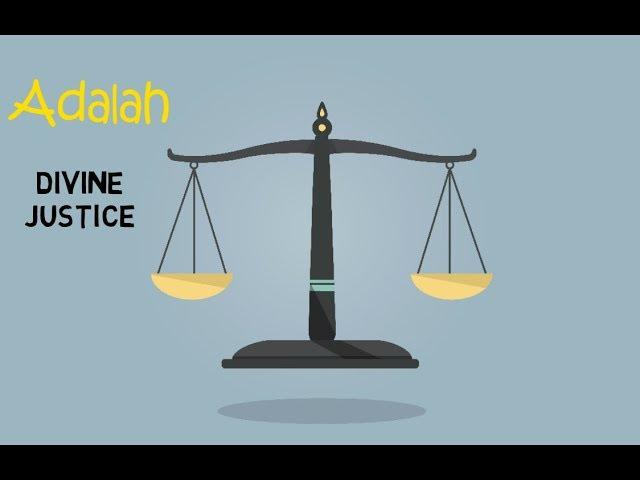 Divine justice intro - Lesson 1 - Adalah