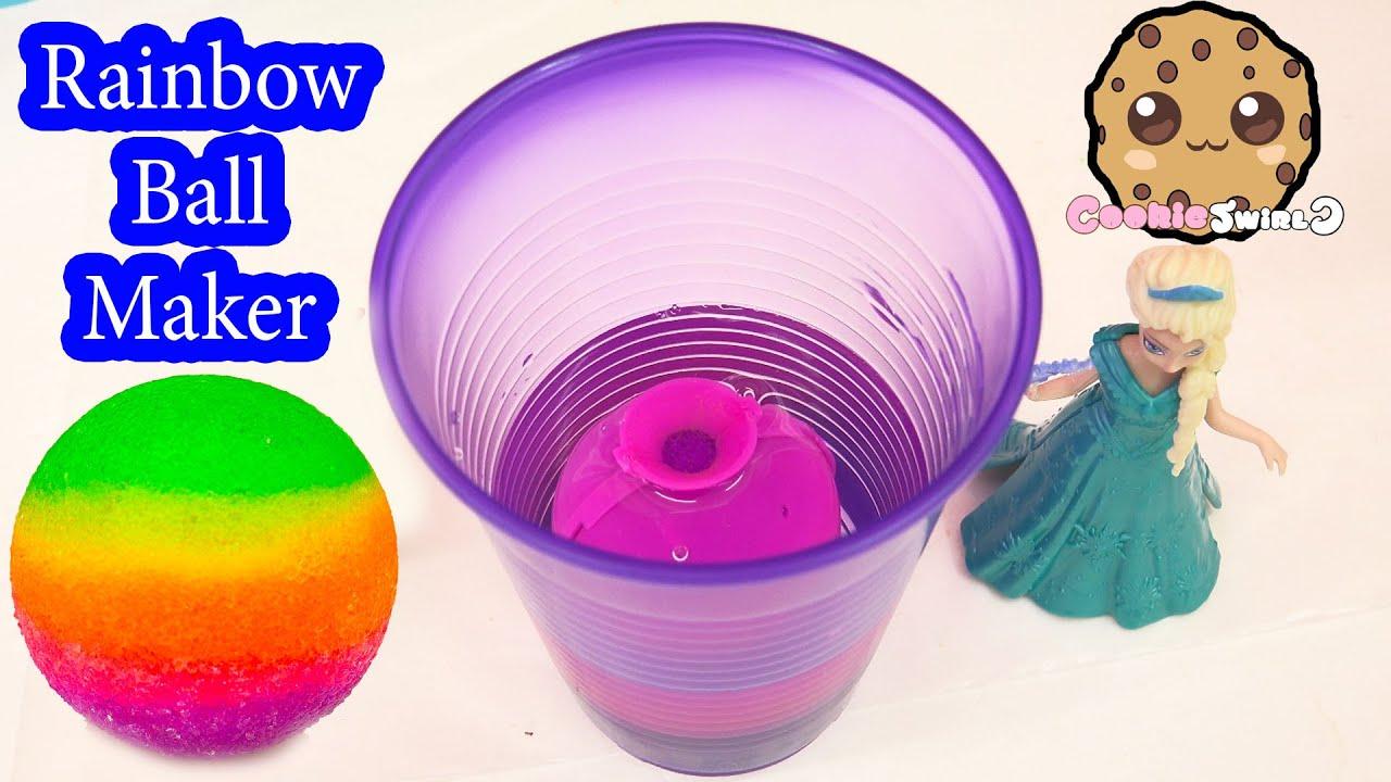 Diy rainbow bouncy ball mad lab ball creator do it yourself set diy rainbow bouncy ball mad lab ball creator do it yourself set playset kit cookieswirlc video solutioingenieria Image collections