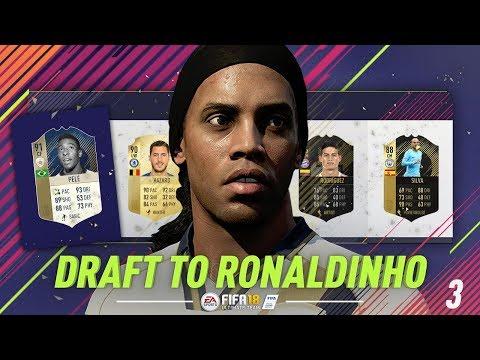 PELE SCOPRION KIPELE SCORPION KICK GOAL! | DRAFT TO RONALDINHO #3 | FIFA 18 Ultimate Team