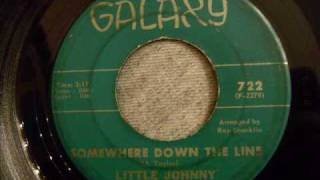 Little Johnny Taylor - Somewhere Down The Line - Great Jump Blues