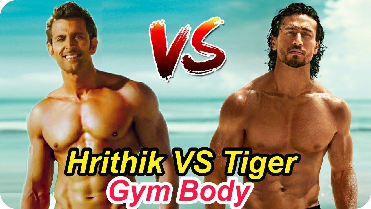 Hrithik Roshan Vs Tiger Shroff Gym Workout Body Who Is Best Dance
