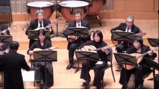 マンドリン アンサンブル 響 mandolin ensemble HIBIKI (Japan) 第一回...