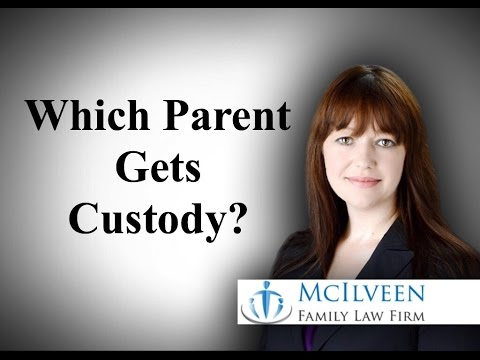 Which Parent Gets Custody?