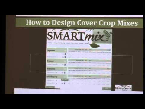 DCED - 2016 Gabe Brown - Designing Cover Crop Mixes