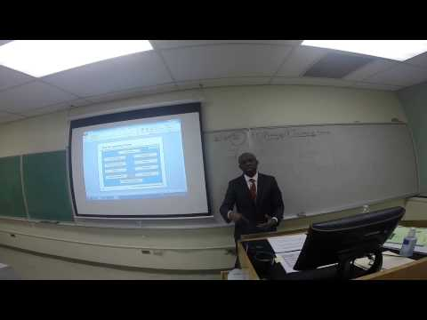 Video: Chapter 3 - The Accounting information System