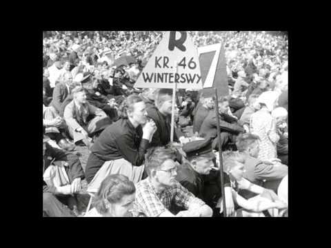 Honderden NSBers verzamelen zich op landdag (1940)