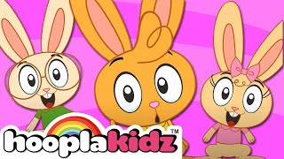 Bunny Hop | Easter Special | Kids Songs & More By HooplaKidz