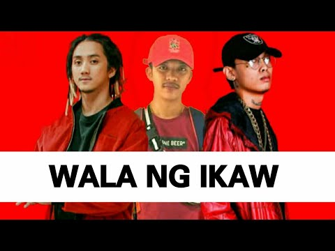 Wala nang ikaw - Skusta Clee × Just Hush × Yuri Dope (LYRIC VIDEO)