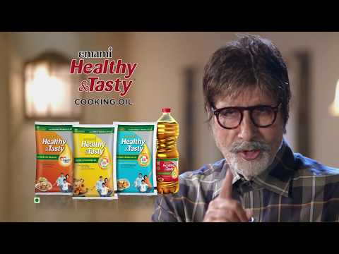 Emami Healthy & Tasty Cooking Oil – TVC
