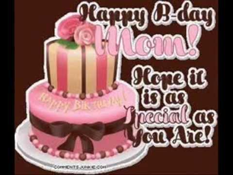 best mom ever happy birthdaywmv