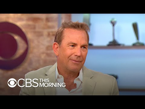 Kevin Costner talks Season 2 of