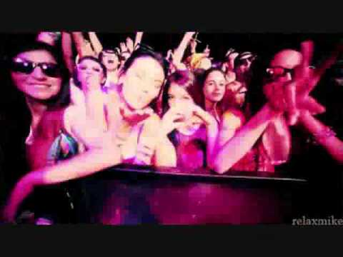 Alex Daal Feat.  Nadine -  👉Because The Night . NRG MIX👈