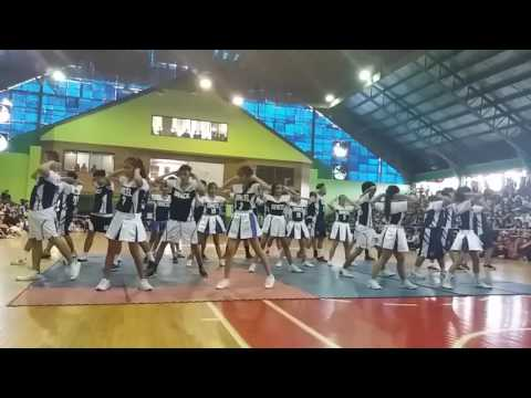Gracel Cheerdance 2016