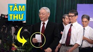 CHẤN ĐỘNG: Doanh nhân gửi BỨC TÂM THƯ tới chủ tịch nước Nguyễn Phú Trọng #VoteTv